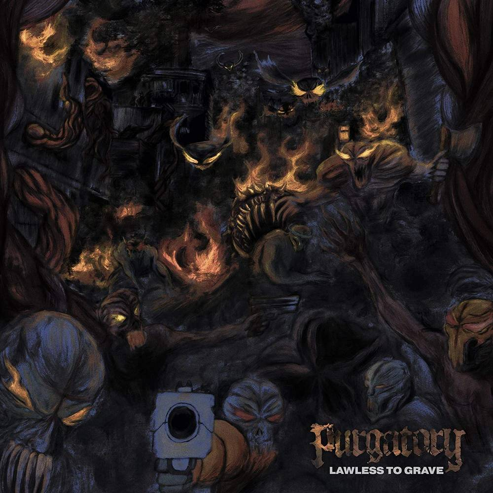 Purgatory - Lawless To Grave [LP]