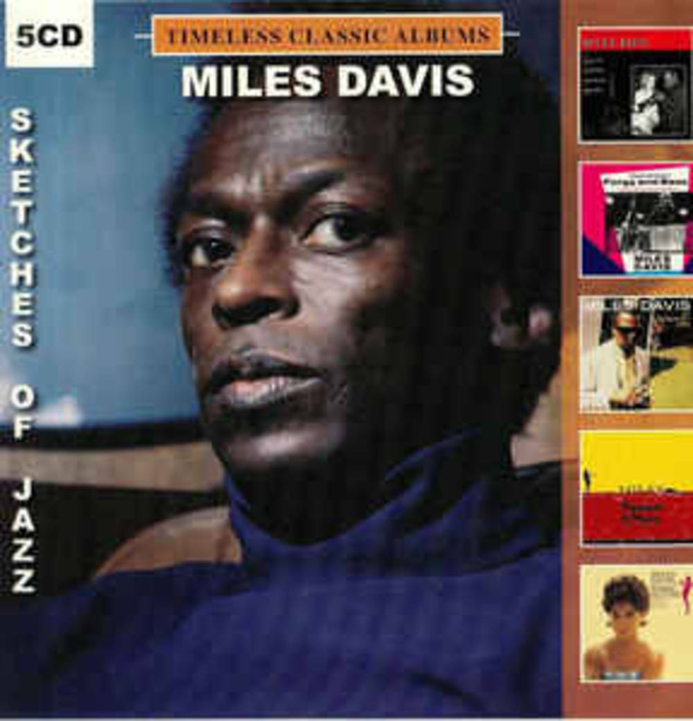Miles Davis - Sketches Of Jazz