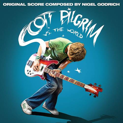 Scott Pilgrim vs. The World [Movie] - Scott Pilgrim vs. The World (Original Motion Picture Score) [Teal Blue 2 LP]