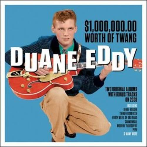 Duane Eddy - $1,000,000.00 Worth Of Twang