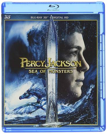 Percy Jackson: Sea Of Monsters [3D]
