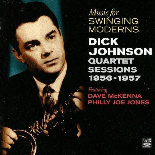 Music For Swinging Moderns/Quartet Sessions 1956 [Import]