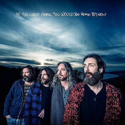 Chris Robinson Brotherhood - If You Lived Here, You Would Be Home By Now