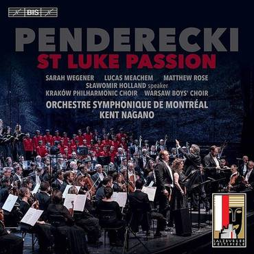 St Luke Passion (Live) (Hybr)