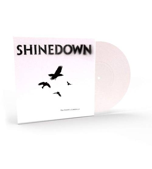 Shinedown - The Sound Of Madness [Limited Edition White LP]