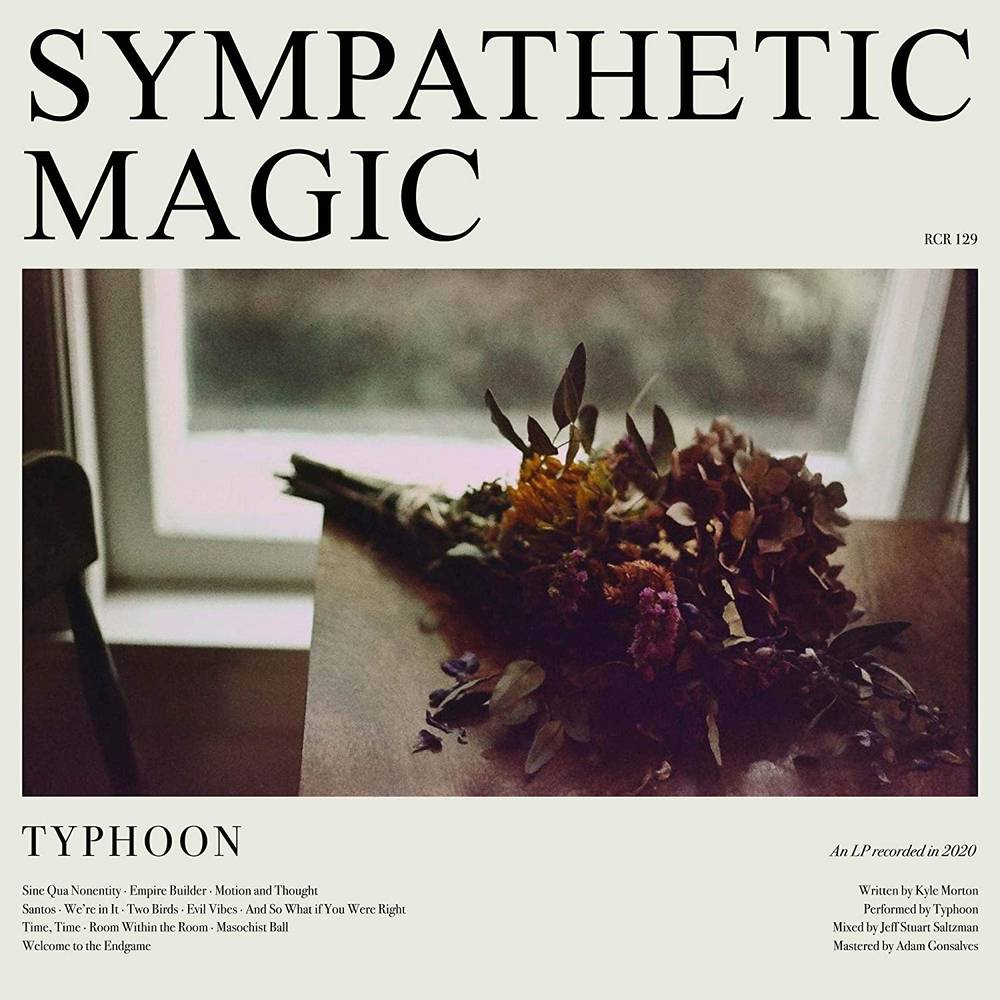 Typhoon - Sympathetic Magic [Indie Exclusive Limited Edition Translucent Brown & Opaque Sage Green LP]