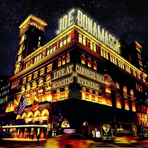 Live At Carnegie Hall: An Acoustic Evening [2CD]