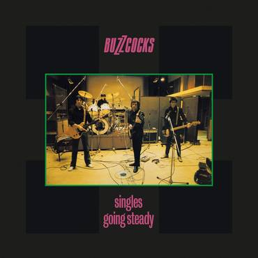 Singles Going Steady [Indie Exclusive Limited Edition Purpleish Pink LP]