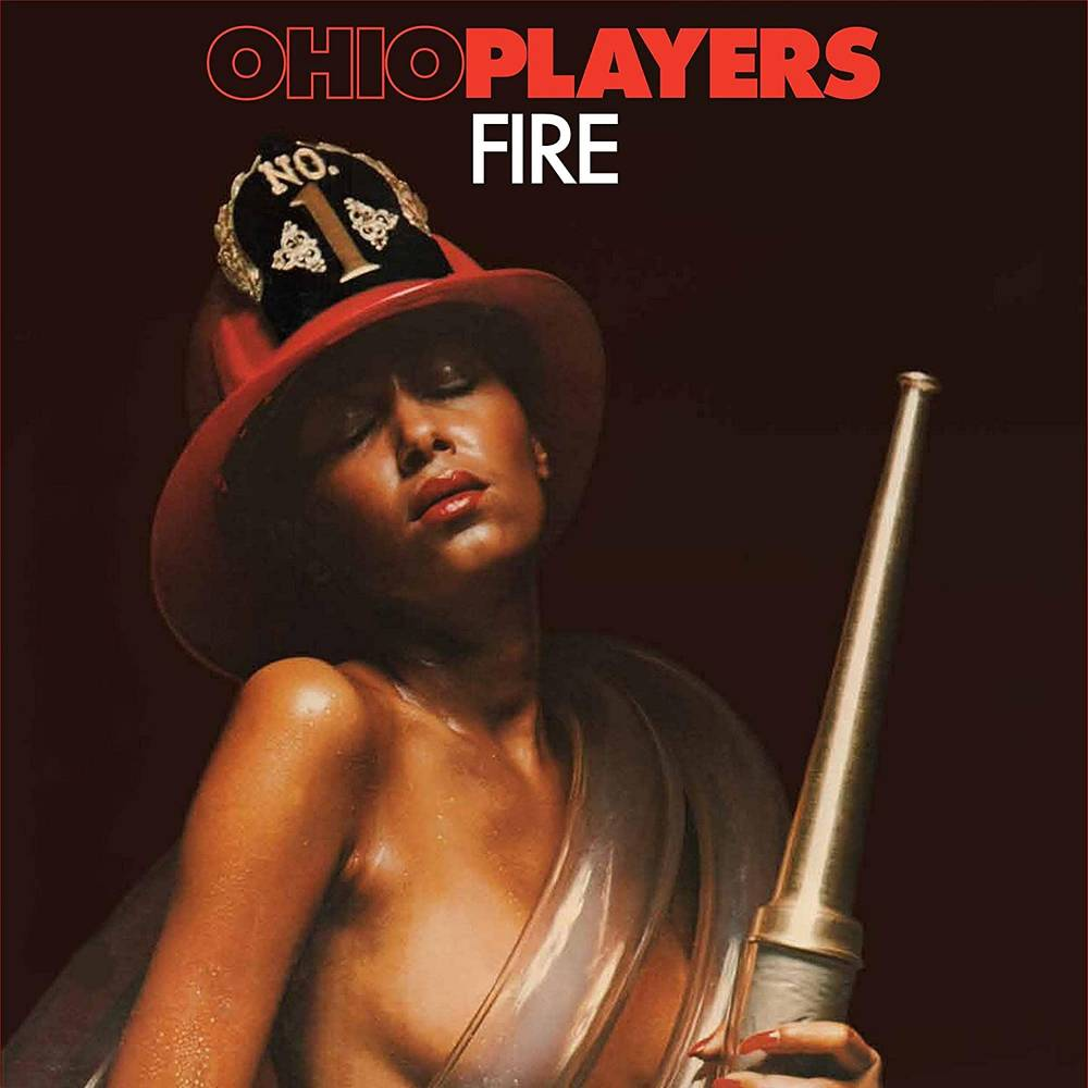 Ohio Players - Fire [Limited Edition Translucent Red LP]