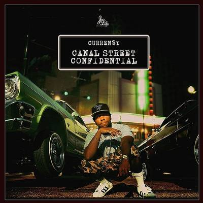 Curren$y - Canal Street Confidential