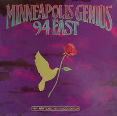 94 East - MINNEAPOLIS GENIUS- Featuring Prince