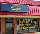 Arkansas Record-CD Exchange