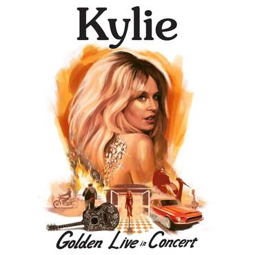Golden: Live In Concert
