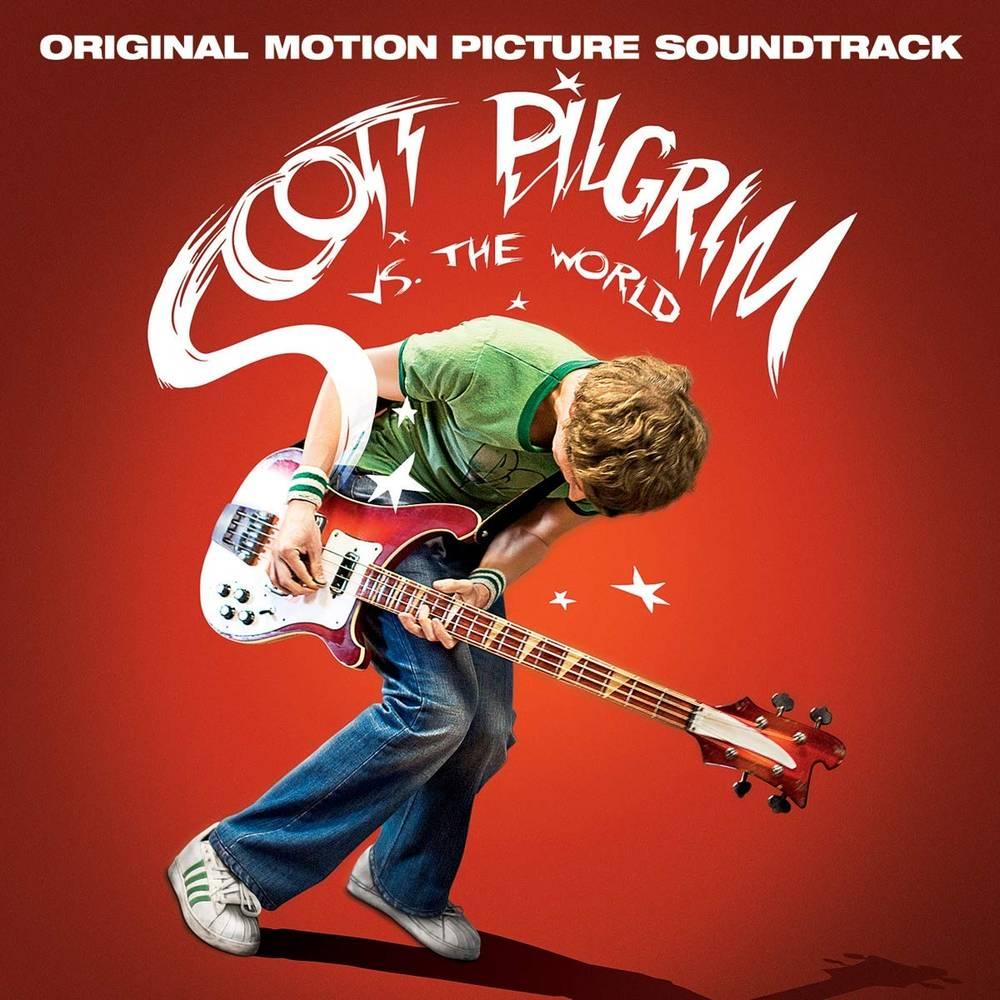 Scott Pilgrim vs. The World [Movie] - Scott Pilgrim vs. the World (Original Motion Picture Soundtrack) [Red LP]