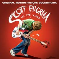 Scott Pilgrim vs. The World [Movie] - Scott Pilgrim vs. the World (Original Motion Picture Soundtrack) [Red LP]