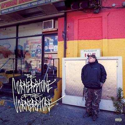 Vinnie Paz - The Cornerstone Of The Corner Store