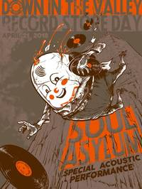Soul Asylum - Down In The Valley-Soul Asylum RSD Poster