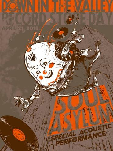 Down In The Valley-Soul Asylum RSD Poster