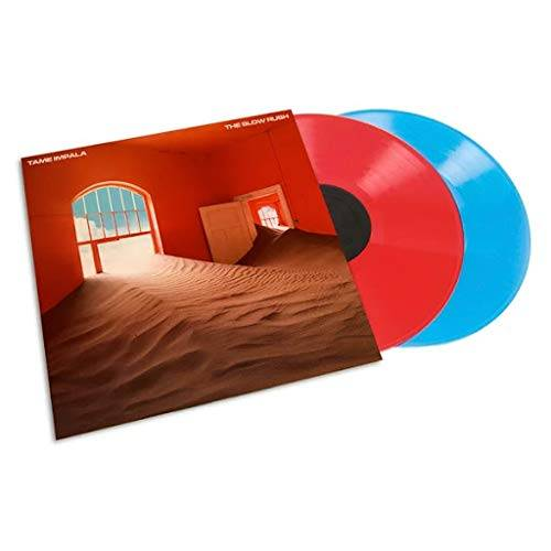 The Slow Rush [Indie Exclusive Limited Edition Red/Light Blue 2LP]