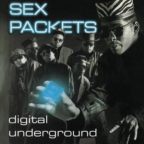Digital Underground - Sex Packets [LP]
