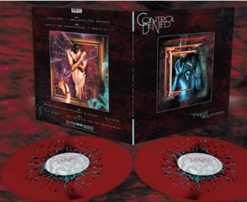 The Fragile Art Of Existence [Indie Exclusive Limited Edition Oxblood w/ Heavy Black & Cyan Blue Splatter LP]