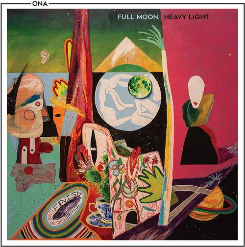 Full Moon, Heavy Light [LP]