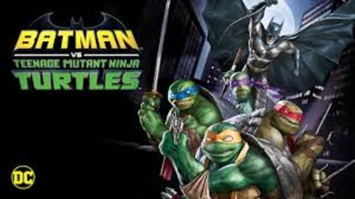 Batman vs. Teenage Mutant Ninja Turtles [Movie]