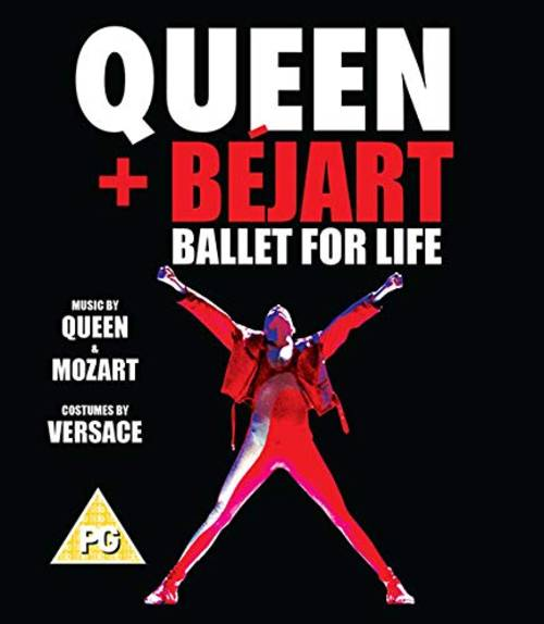 Queen + Bejart – Ballet For Life [Blu-ray]