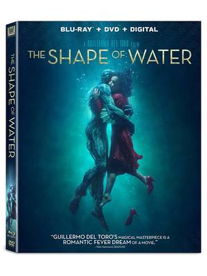 The Shape of Water [Movie]