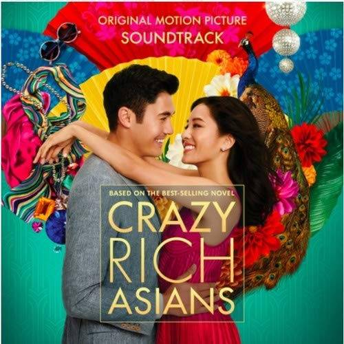 Crazy Rich Asians [Gold LP Soundtrack]