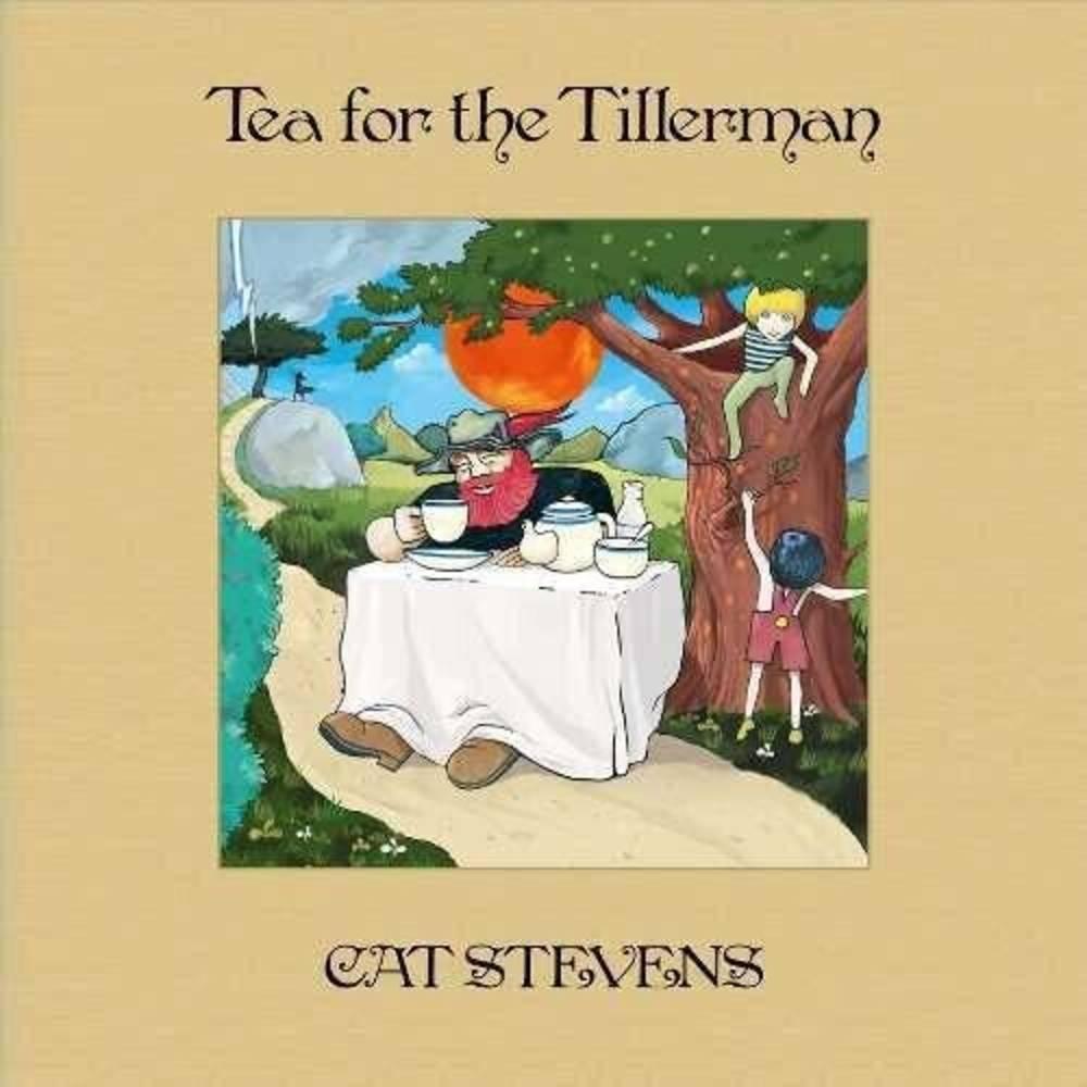 Yusuf / Cat Stevens - Tea For The Tillerman: 50th Anniversary Edition [Deluxe 2CD]