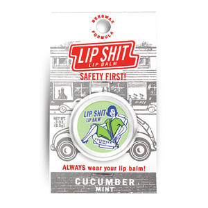 Lip Shit Cucumber Mint