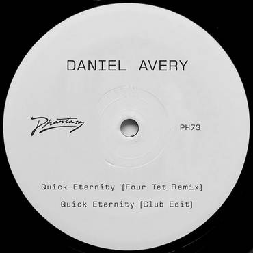 Quick Eternity (Four Tet Remix) [12in Single]