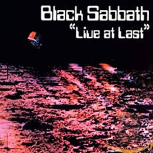 Black Sabbath - Live at Last [JAPANESE IMPORT]