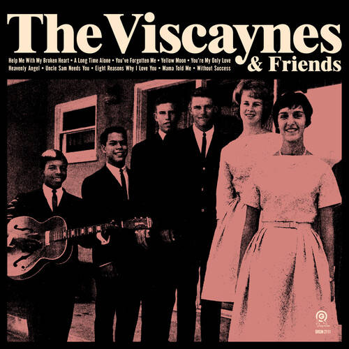The Viscaynes & Friends [LP]