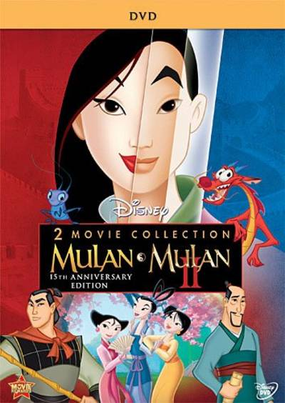 Mulan [Disney Movie] - Mulan / Mulan II