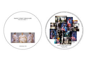 Holy Bible 20th Anniversary Picture Disc