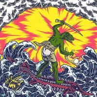 King Gizzard & The Lizard Wizard - Teenage Gizzard [Limited Edition Aqua Blue LP]