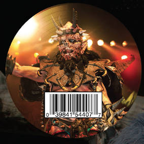 Black Friday Ltd. Edition Picture Disc