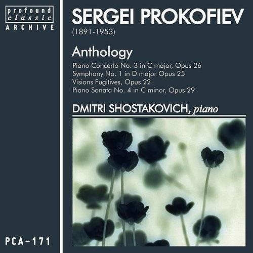 Sergei Prokofiev Anthology