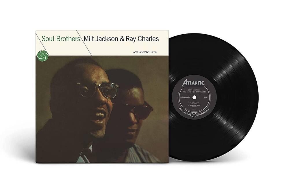 Ray Charles & Milt Jackson - Soul Brothers [LP]