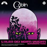Goblin - L'Alba Dei Morti Viventi (Dawn of the Dead) (Alternate Take) / La Caccia [Indie Exclusive Limited Edition Pink/White Vinyl Singl