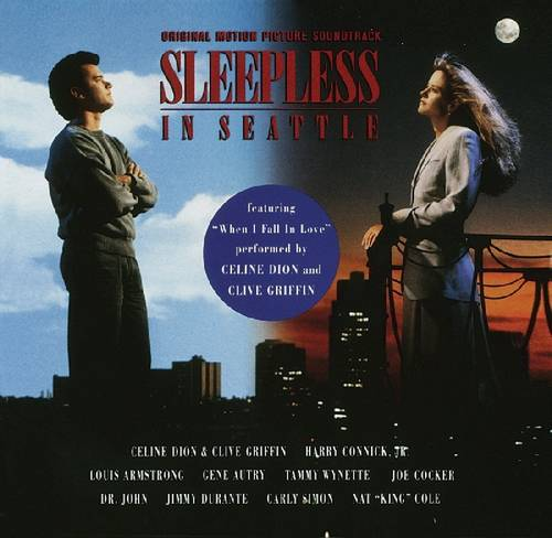 Sleepless In Seattle [Limited Edition Blue LP]