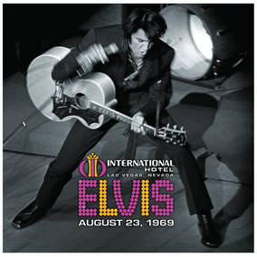 Live at the International Hotel, Las Vegas, NV August 23, 1969