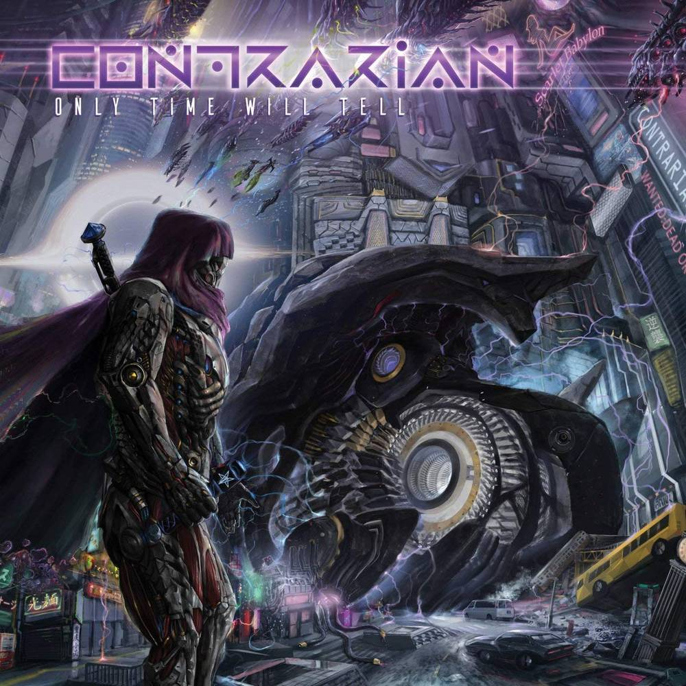 Contrarian - Only Time Will Tell [Random Color LP]