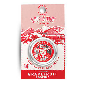 Lip Shit Grapefruit Rosehip