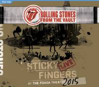 The Rolling Stones - From The Vault: Sticky Fingers Live at The Fonda Theatre 2015 [Blu-ray/CD]