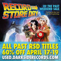 Record Store Days of the past weekend sale!
