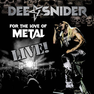 For The Love Of Metal: Live [Deluxe CD/Blu-ray/DVD]