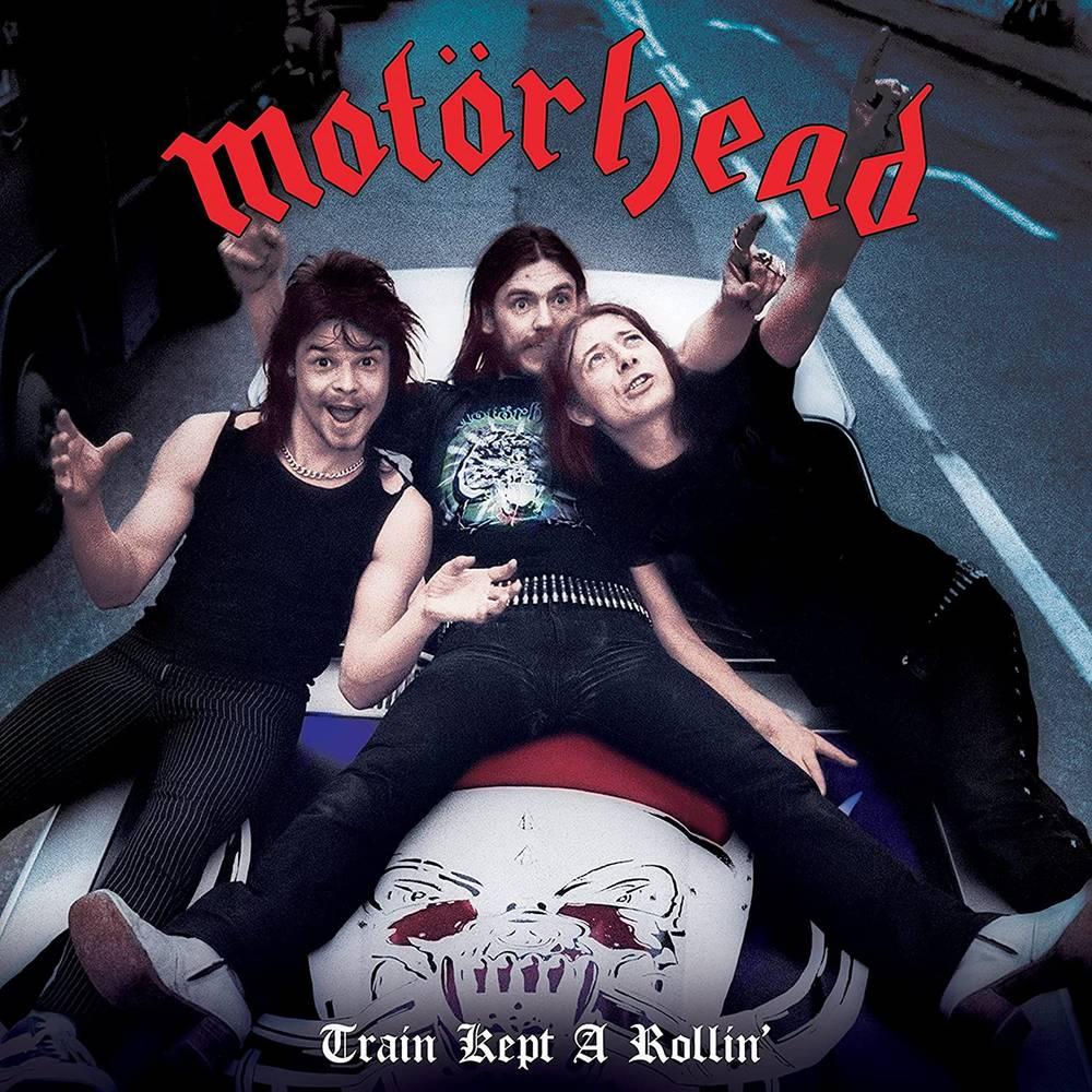 Motorhead - Train Kept A-Rollin' [Limited Edition Red 7in Vinyl]